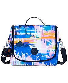 Kipling Kichirou Printed Lunch Bag
