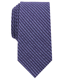 Bar III Men's Skinny Cotton Ties, Created for Macy's