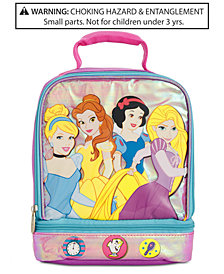 Disney's Little & Big Girls Princesses Insulated Lunch Bag
