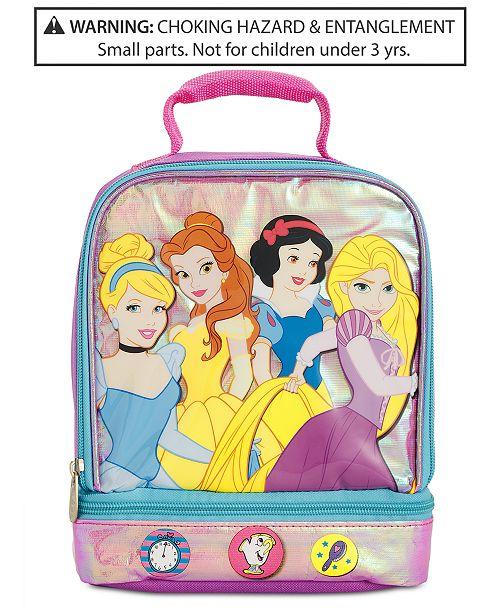 94aa5eade2b Disney Little   Big Girls Princesses Insulated Lunch Bag   Reviews ...