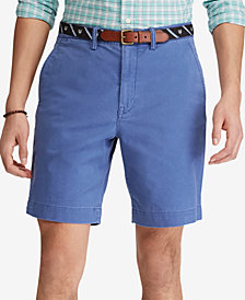 "Polo Ralph Lauren Men's Stretch Classic-Fit 9-1/4"" Shorts"