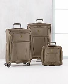 CLOSEOUT! Helium 360 Expandable Spinner Luggage Collection, Created for Macy's
