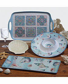 Certified International Ocean Dream Dinnerware