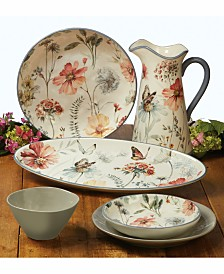 Certified International Country Weekend Dinnerware
