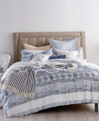 Home Matelasse Medallion 3-Pc. Full/Queen Comforter Set