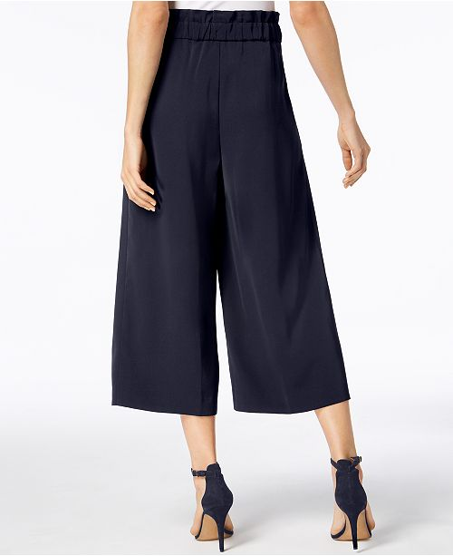 Anne Eclipse Pants Cropped Leg Klein Wide Swqr7Szf