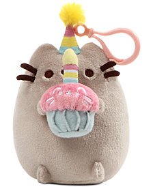 Gund® Pusheen Snackable Birthday Clip