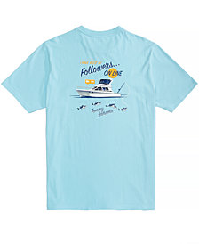 Tommy Bahama Men's Followers On Line Graphic-Print T-Shirt