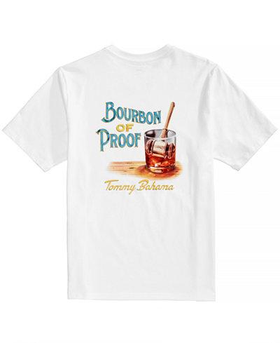 Tommy Bahama Men's Bourbon of Proof Graphic-Print T-Shirt