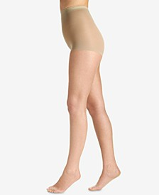 Women's  Shimmers Ultra Sheer Control Top Pantyhose 4429