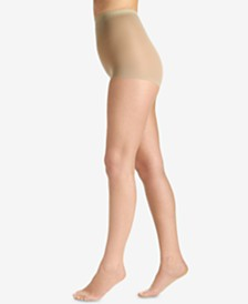 Berkshire Women's  Shimmers Ultra Sheer Control Top Pantyhose 4429