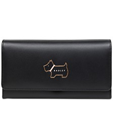 Radley London Heritage Dog Outlined Wallet