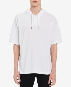 Calvin Klein Jeans Men's Hooded T-shirt