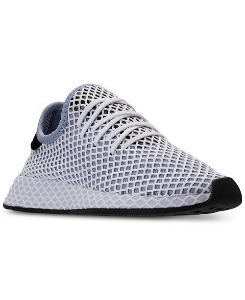 08525dda75f0a adidas Women s Deerupt Runner Casual Sneakers from Finish Line ...