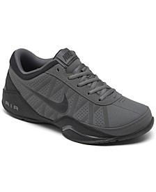 Men's Air Ring Leader Low Basketball Sneakers from Finish Line