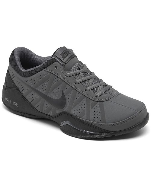 90aba15d39e ... Nike Men s Air Ring Leader Low Basketball Sneakers from Finish Line ...
