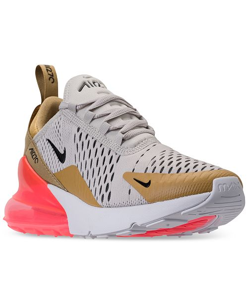 Nike Women s Air Max 270 Casual Sneakers from Finish Line - Finish ... 407cf3c9b