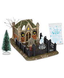 Department 56 Villages Christmas Carol Cemetery