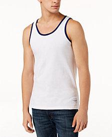 Calvin Klein Jeans Men's Contrast-Trim Tank