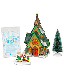 Department 56 Villages St. Nicholas Chapel