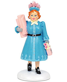Department 56 Village Figure Aunt Clara