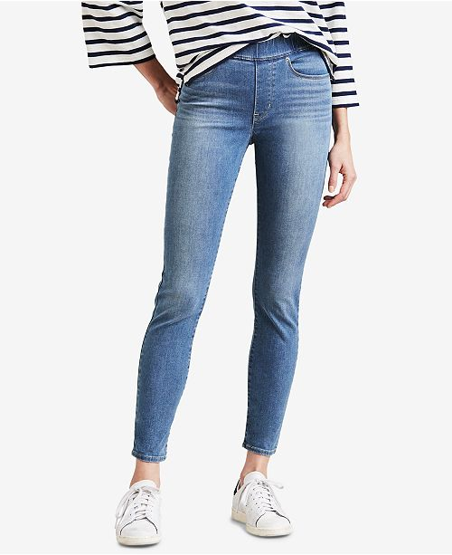 e46f6041 Levi's Skinny Perfectly Slimming Pull-On Jeggings & Reviews - Jeans ...