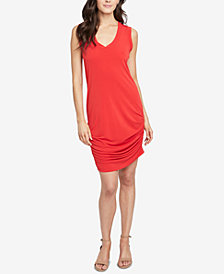 RACHEL Rachel Roy Ruched Racerback Dress, Created for Macy's