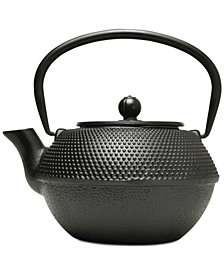 CLOSEOUT! Primula Cast Iron Black 40 Oz. Teapot