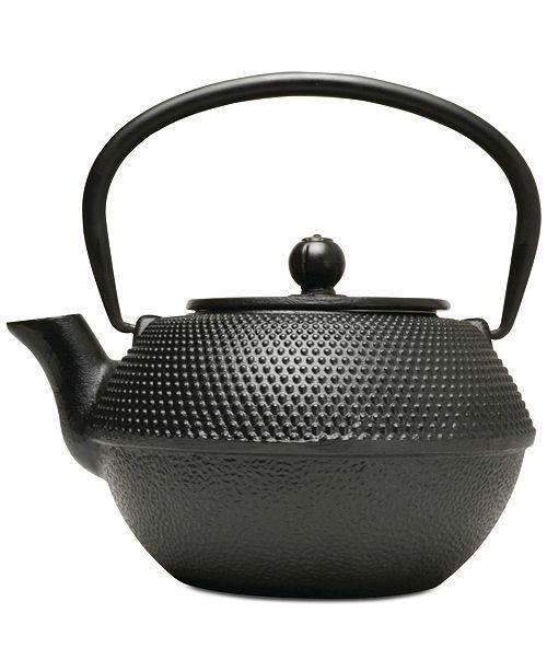 Primula CLOSEOUT! Cast Iron Black 36-Oz. Teapot