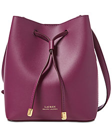 Lauren Ralph Lauren Debby II Mini Drawstring Bag