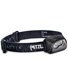 PETZL ACTIK Headlamp from Eastern Mountain Sports