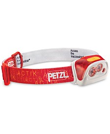 PETZL ACTIK CORE Headlamp from Eastern Mountain Sports