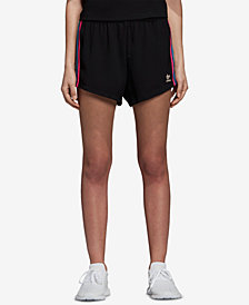 adidas Originals Three-Stripe Shorts