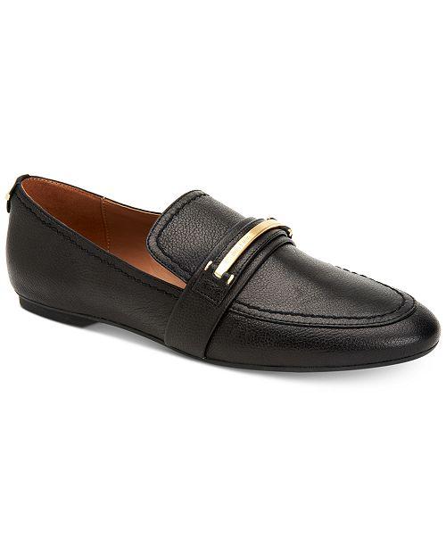 Calvin Klein Women's Orianna Loafers Women's Shoes pO4ZHX