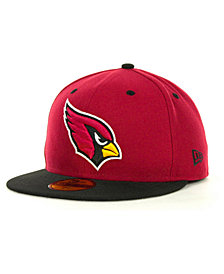 New Era Arizona Cardinals 2 Tone 59FIFTY Fitted Cap