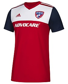 adidas Men's FC Dallas Primary Replica Jersey