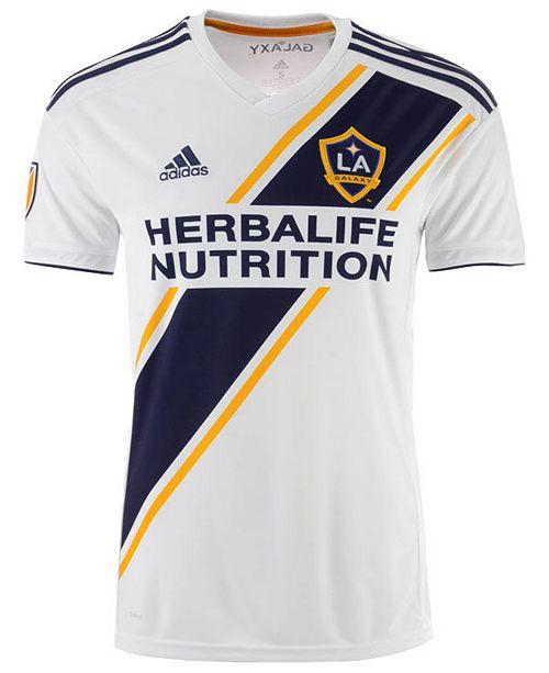 e2cd8493897 adidas Men's LA Galaxy Primary Replica Jersey & Reviews - Sports Fan ...