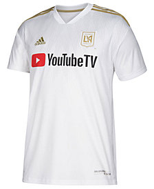 adidas Los Angeles Football Club Secondary Replica Jersey, Big Boys (8-20)