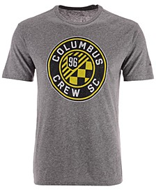 Men's Columbus Crew SC Vintage Too Triblend T-Shirt
