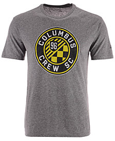 adidas Men's Columbus Crew SC Vintage Too Triblend T-Shirt