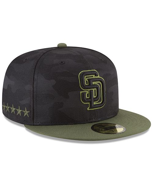 San Diego Padres Memorial Day 59FIFTY FITTED Cap. Be the first to Write a  Review. main image  main image ... 3c118af725d