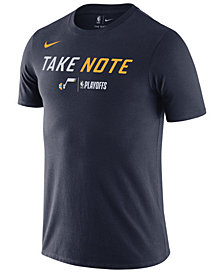 Nike Men's Utah Jazz Playoff Mantra Legend T-Shirt
