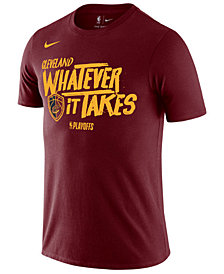 Nike Men's Cleveland Cavaliers Playoff Mantra Legend T-Shirt