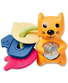 Skip Hop Vibrant Village Rattle & Teether Keys