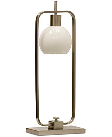 Harp & Finial Crosby Table Lamp