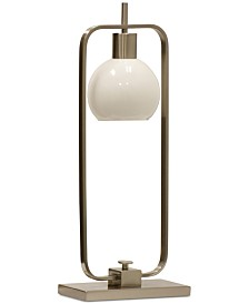 Harp & Finial Crosby Table Lamp