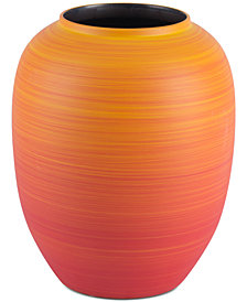Zuo Tanger Vase Orange