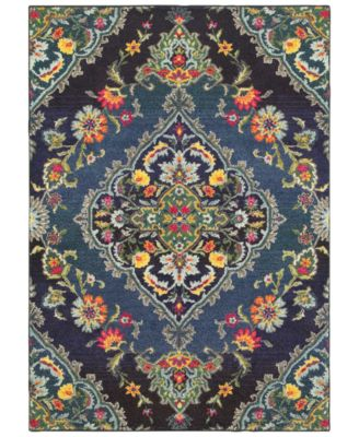 "CLOSEOUT! Archive Thompson 5' 3"" x  7' 6"" Area Rug"
