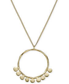Thirty One Bits  Pebble Pendant from The Workshop at Macy's