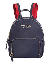 kate spade new york Varsity Stripe Hartley Backpack